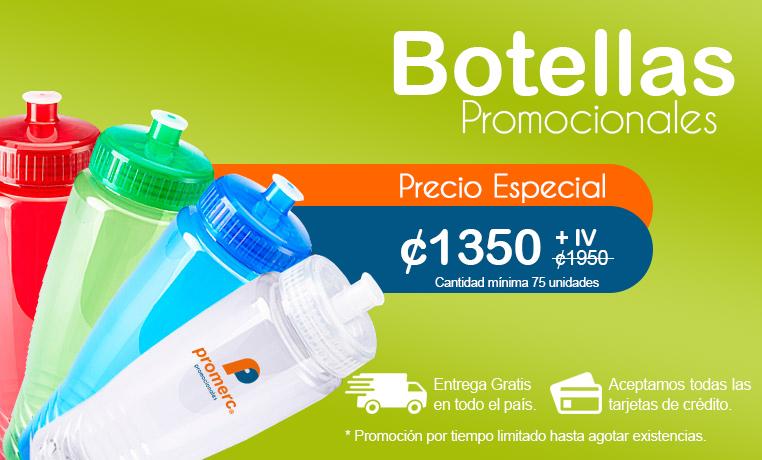 Botelllas Promocionales Promerc