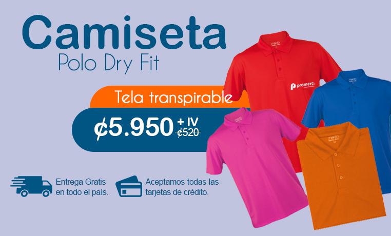 Dry Fit Promocionales Promerc