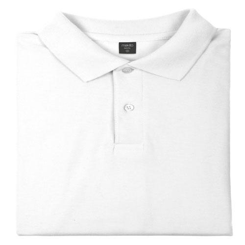 Camisa Polo/Blanca