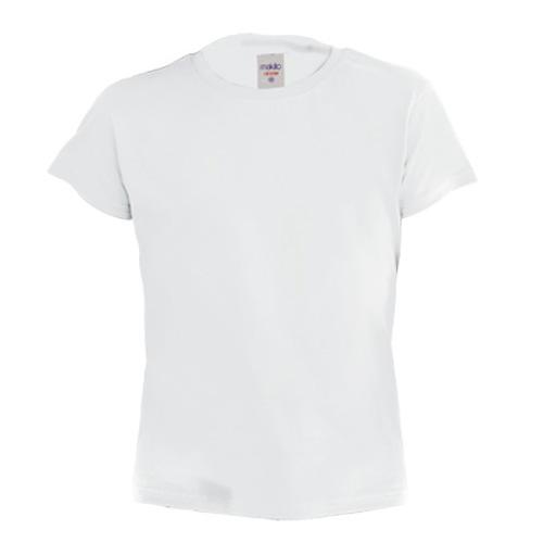 Camiseta niño/blanco