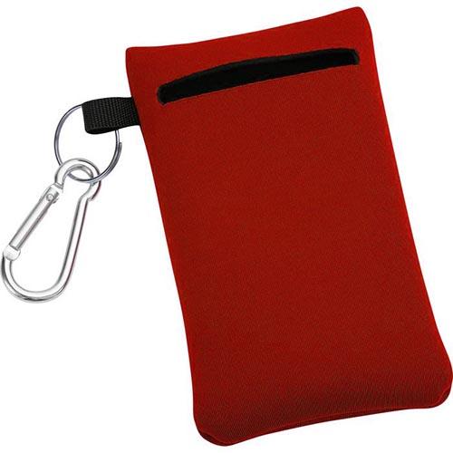 Llavero y protector para Smartphone
