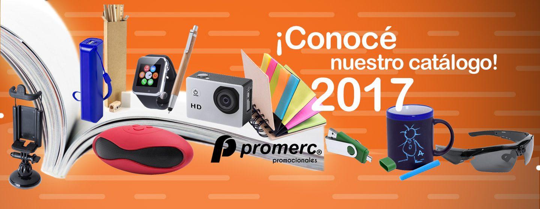 Catálogo Promerc 2017